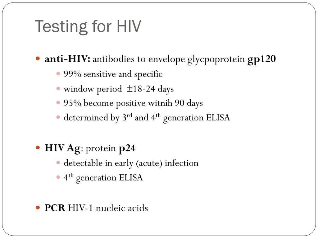 HIV infection Pof  Ivo Ivić  - ppt download