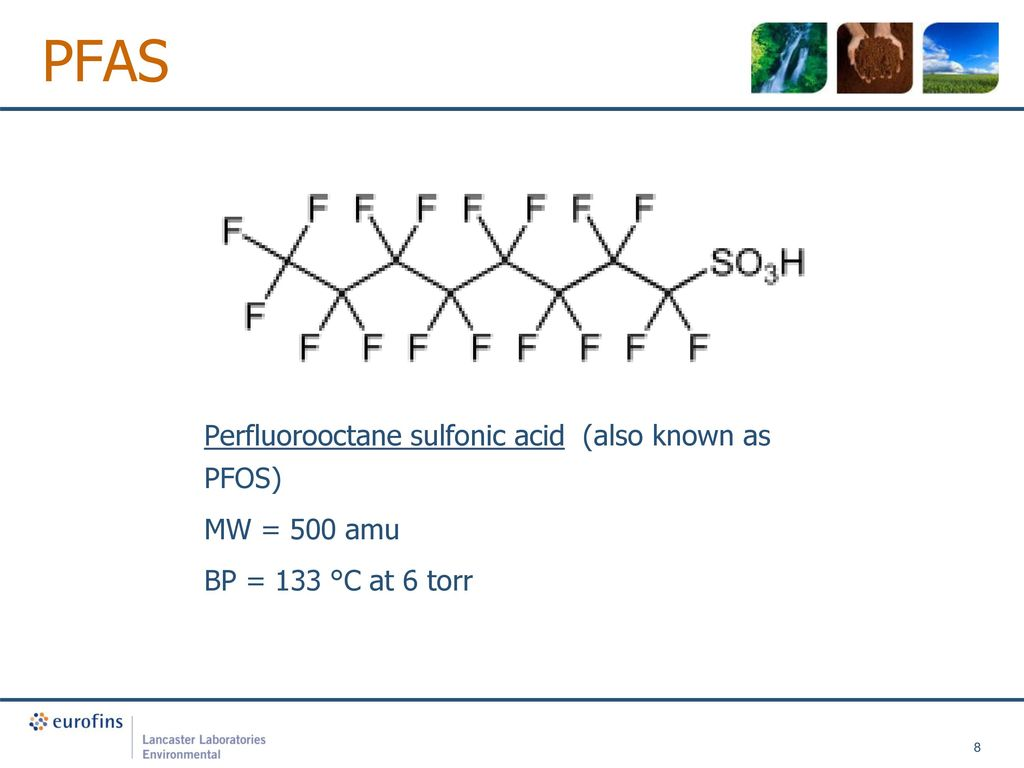 Navigating the Challenges for the Analysis of PFAS in