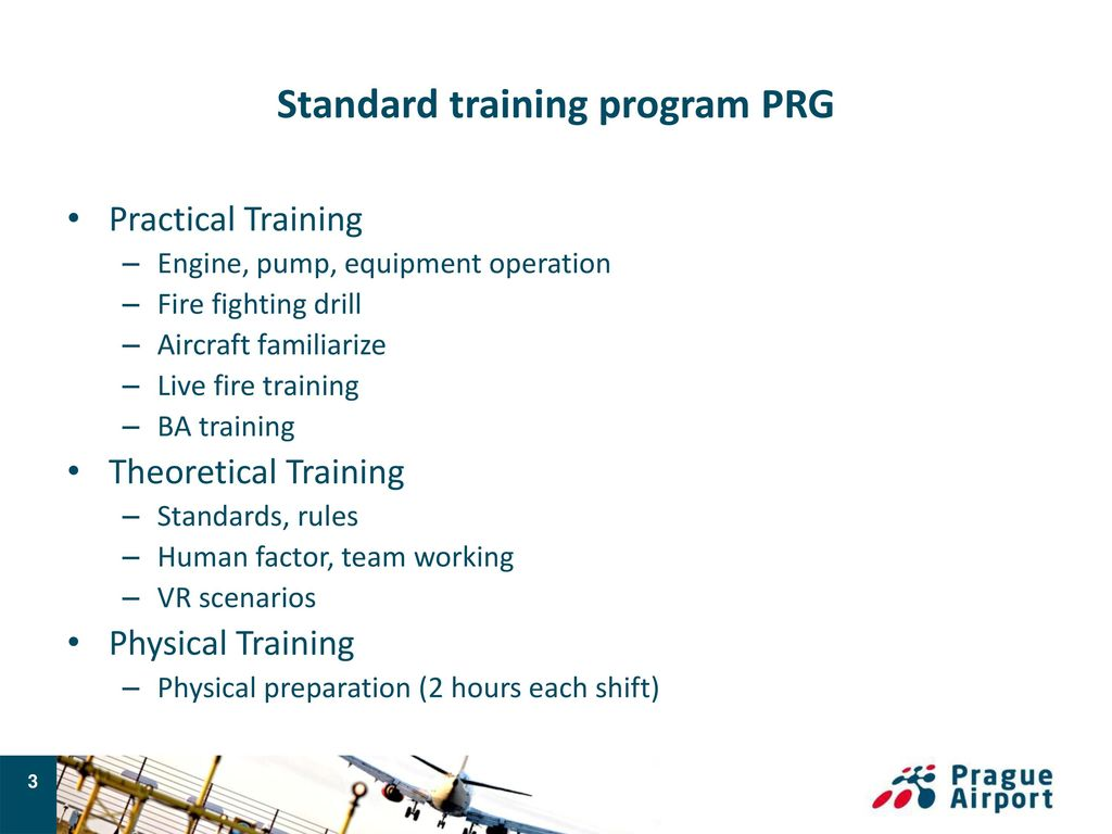 Airport Operators view Instructors - ppt download