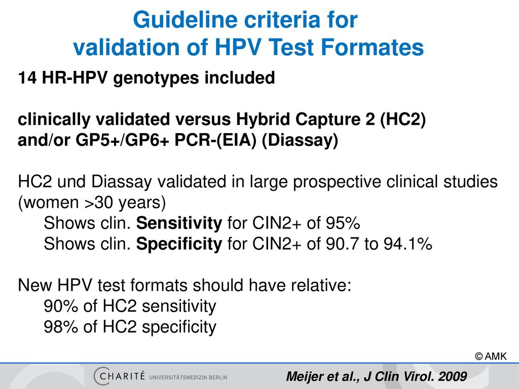 How HPV Tests Are Done, Accuracy, Costs, and Next Steps