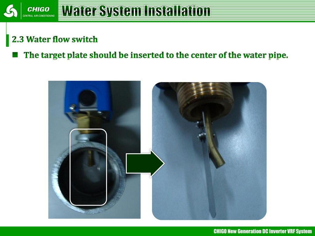 Air-cooled Modular Chiller Installation - ppt video online download