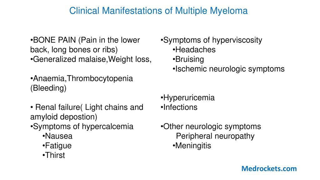 Multiple Myeloma Medrockets Com Ppt Video Online Download