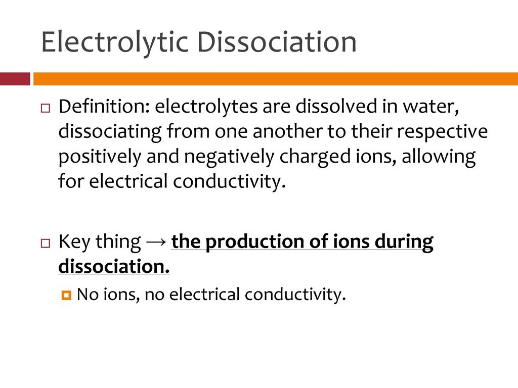 electrolytes vs nonelectrolytes - ppt download