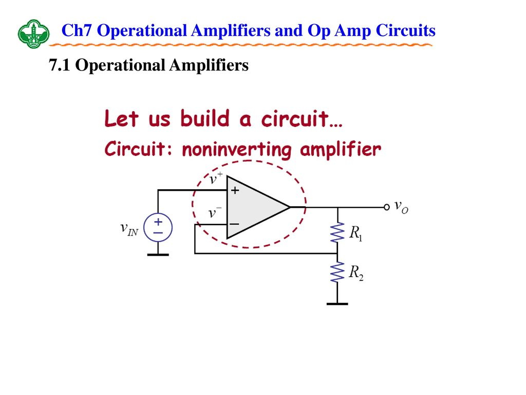 Ch7 Operational Amplifiers And Op Amp Circuits Ppt Download Summer Circuit 11