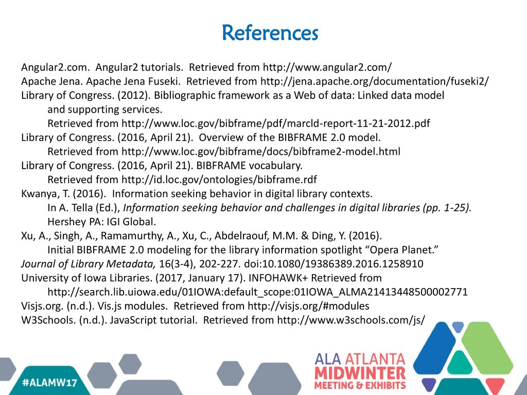 The ALCTS/LITA Library Linked Data Interest Group (LLD-IG
