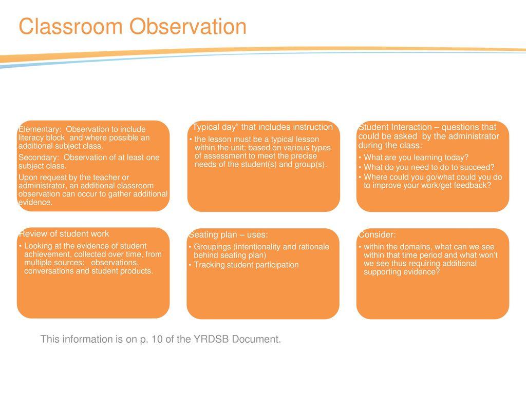 GOOGLE CLASSROOM YRDSB LOGIN - PDF) It All Begins With