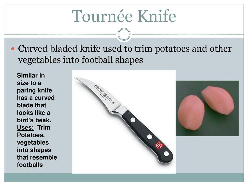 Knife Skills Foods II. - ppt download