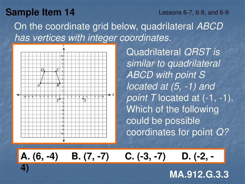 Geometry eoc item specifications ppt download 41 sample ccuart Gallery