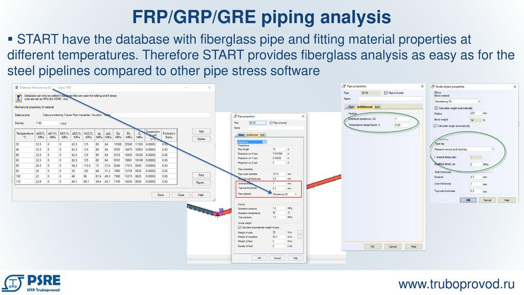 THE WORLD'S FIRST PIPE STRESS ANALYSIS SOFTWARE - ppt video