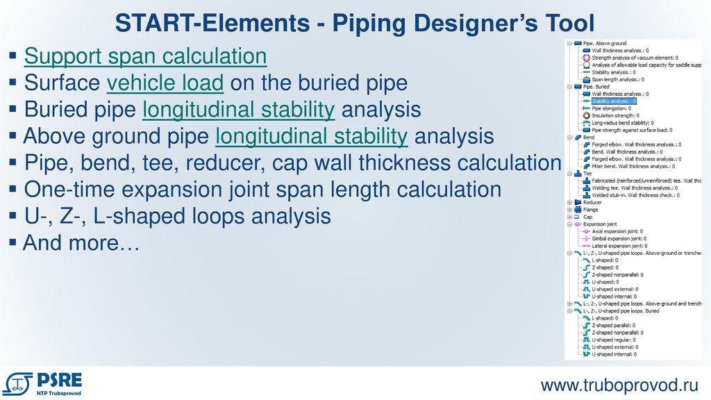 THE WORLD'S FIRST PIPE STRESS ANALYSIS SOFTWARE - ppt video online