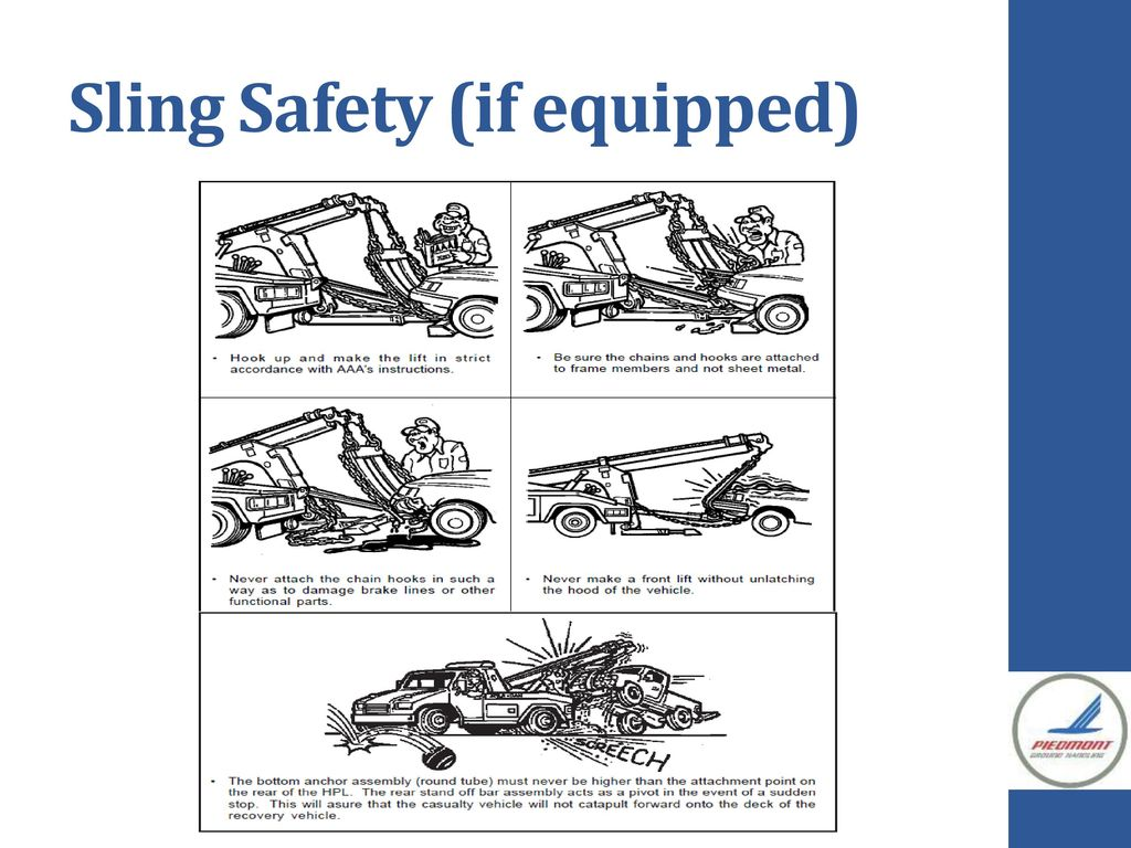 GSE Towing and Recovery Vehicle Operations - ppt download