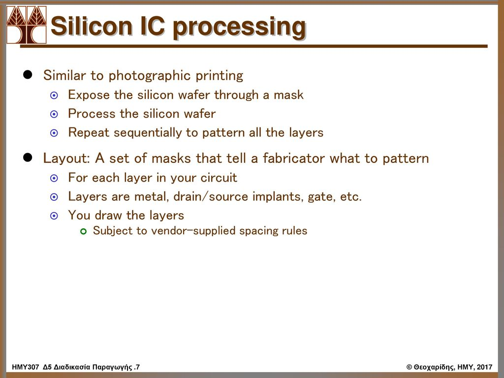 307 Jack Kilby Bob Noyce And The 3d Integrated Circuit Monolithic Silicon Ic Processing Similar To Photographic Printing