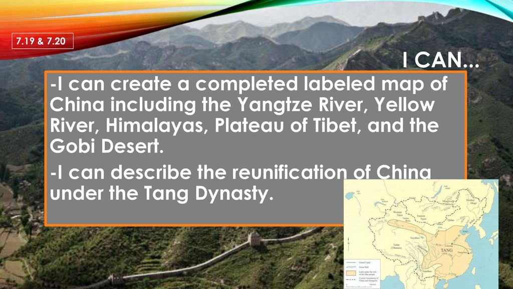 imperial china china reunites ppt video online download rh slideplayer com