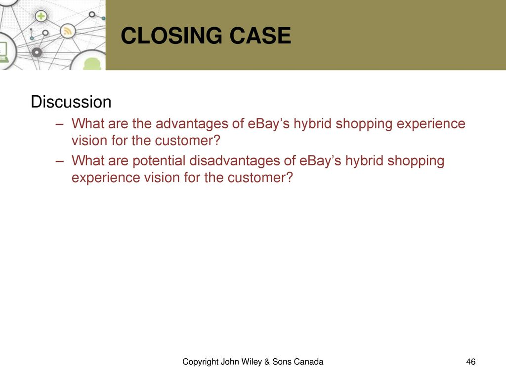 Chapter 5 E Business And E Commerce Ppt Download