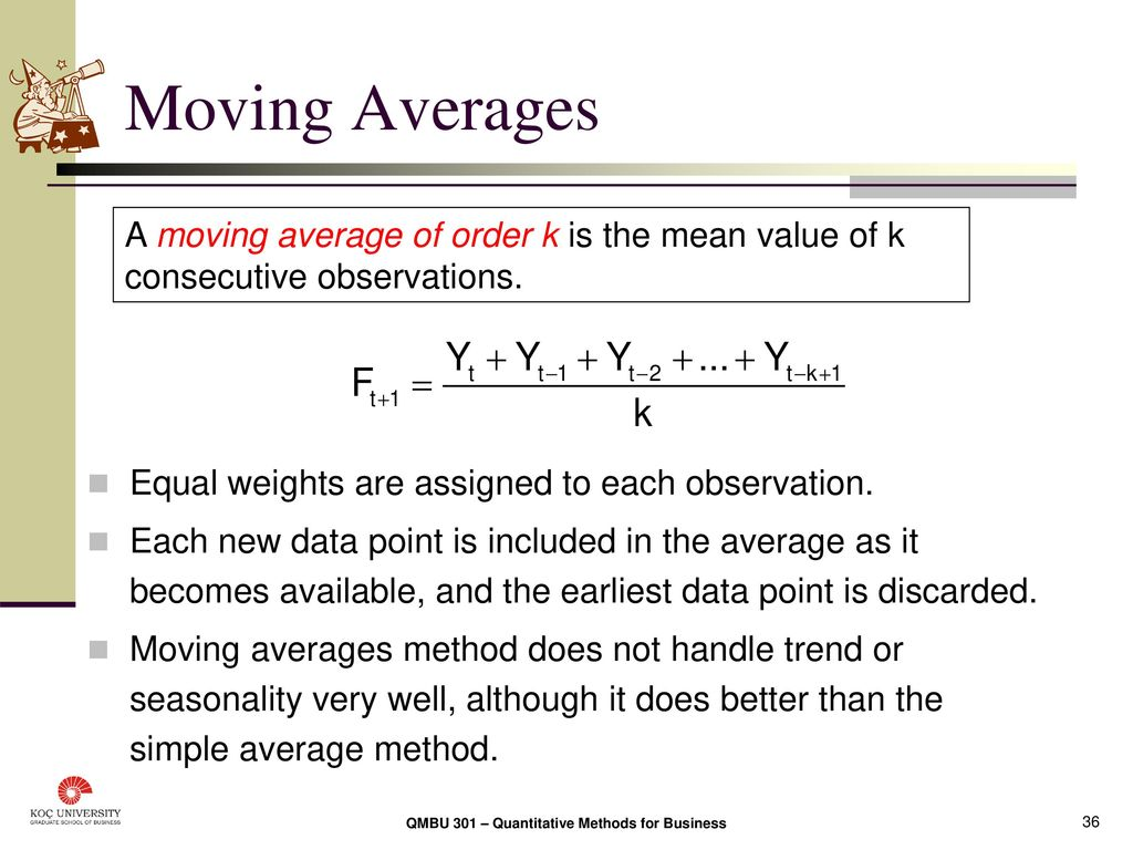 Time Series Analysis and Forecasting - ppt download