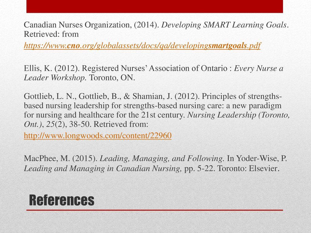 Leadership in LTC Module 2 - ppt download
