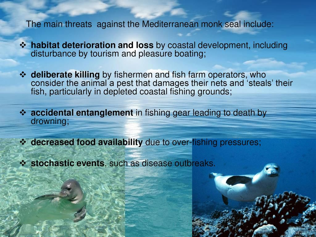 the main threats to our ocean fisheries The threats to coastal communities include extreme natural events such as hurricanes, coastal storms, tsunamis, and landslides, as well as longer-term risks of coastal erosion and sea level rise floods are the most frequent natural disaster one in three federal disaster declarations is related to.