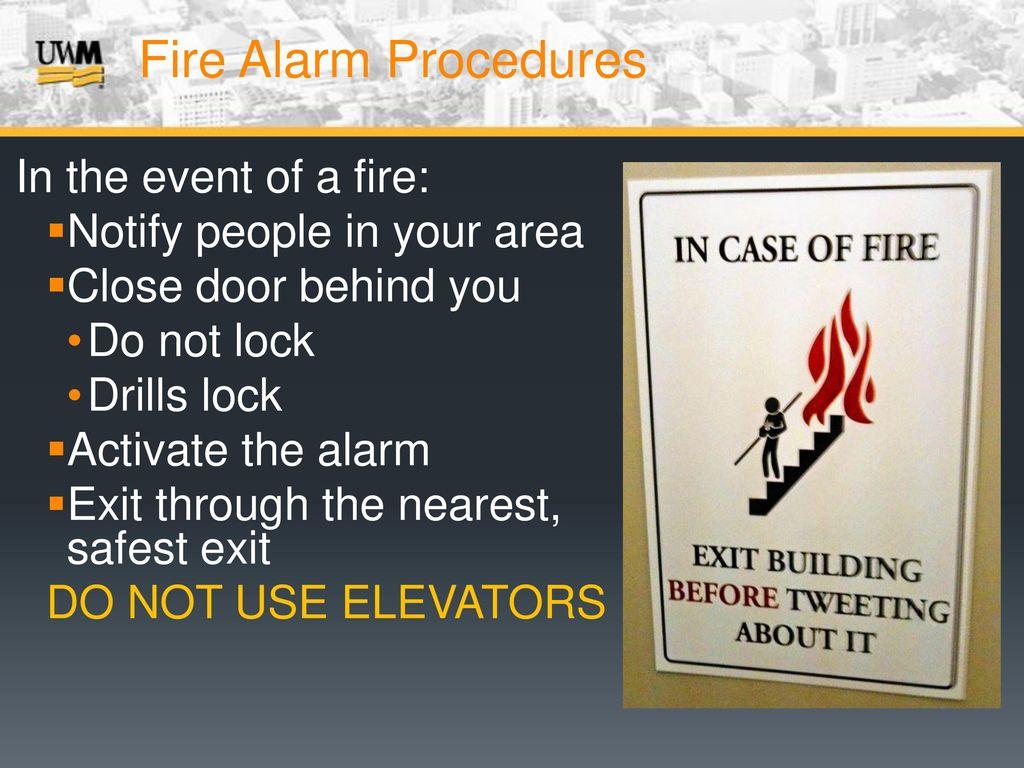 Extinguisher Training Ppt Download