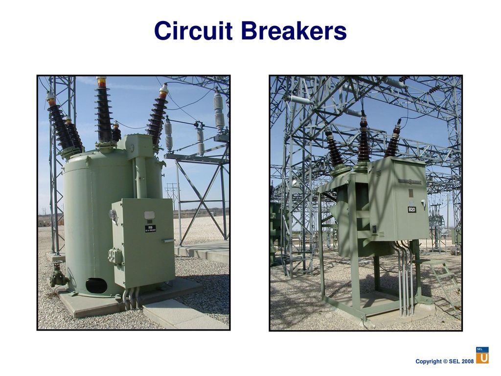 Power System Protection Fundamentals Ppt Download Disconnecting Circuit Breaker Dcb With Fibre Optic Current Sensor 16 Breakers