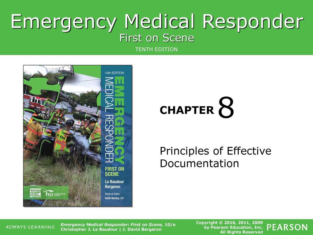 1 8 Principles Of Effective Documentation