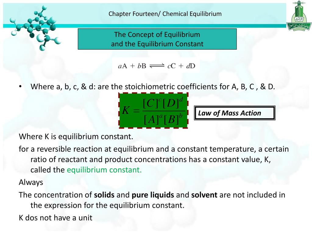 What reactions are called reversible What is chemical equilibrium how to displace it