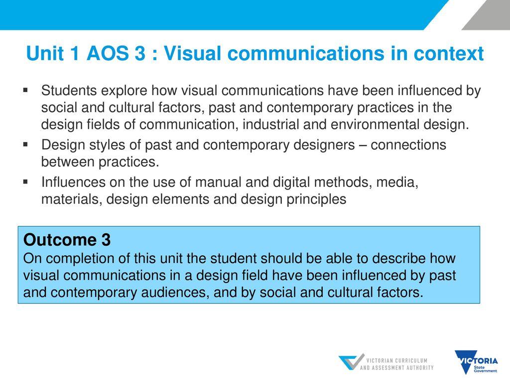 Vce Visual Communication Design Ppt Download