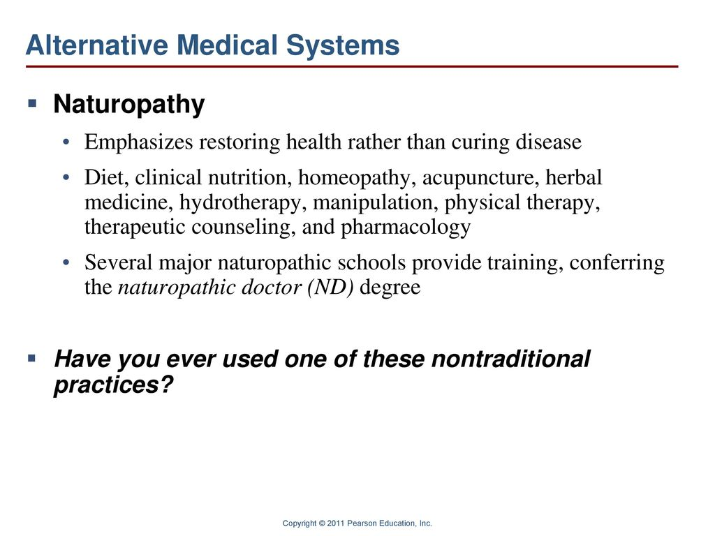 Complementary And Alternative Medicine Ppt Video Online Download