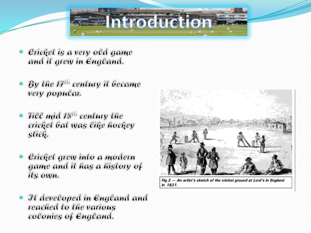 Cricket ppt video youtube.