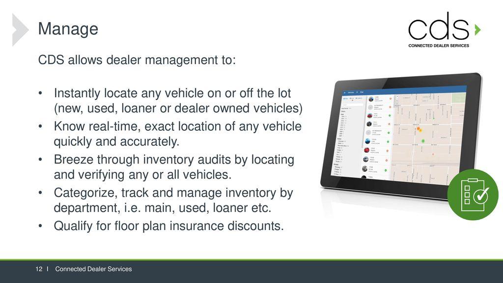 Dealer Management And Profit Center Dealer Management Proft Center Ppt Download