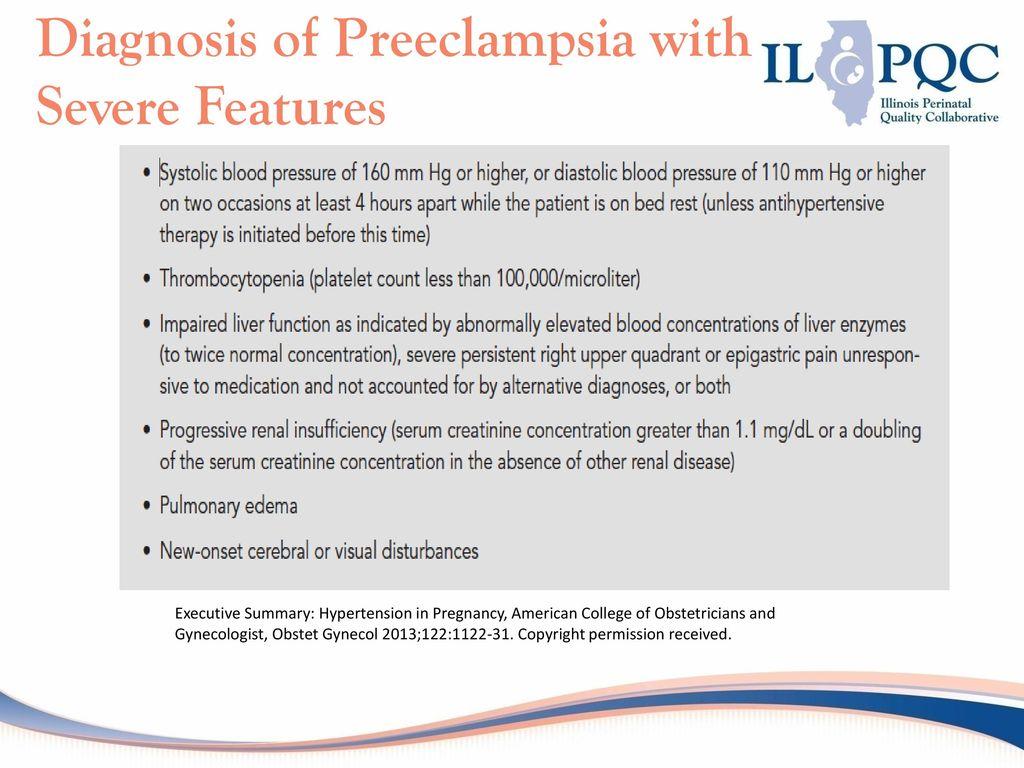 Gestosis: symptoms, treatment, prevention