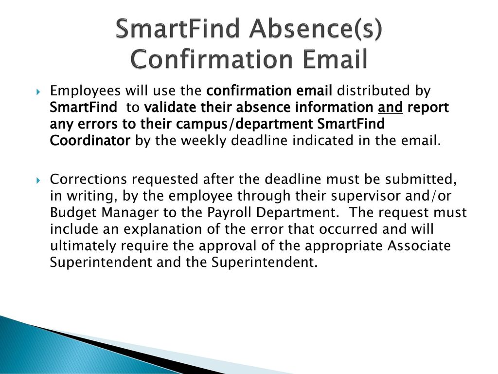 EMPLOYEE ABSENCE REPORTING SYSTEM SUBSTITUTE ASSIGNMENTS