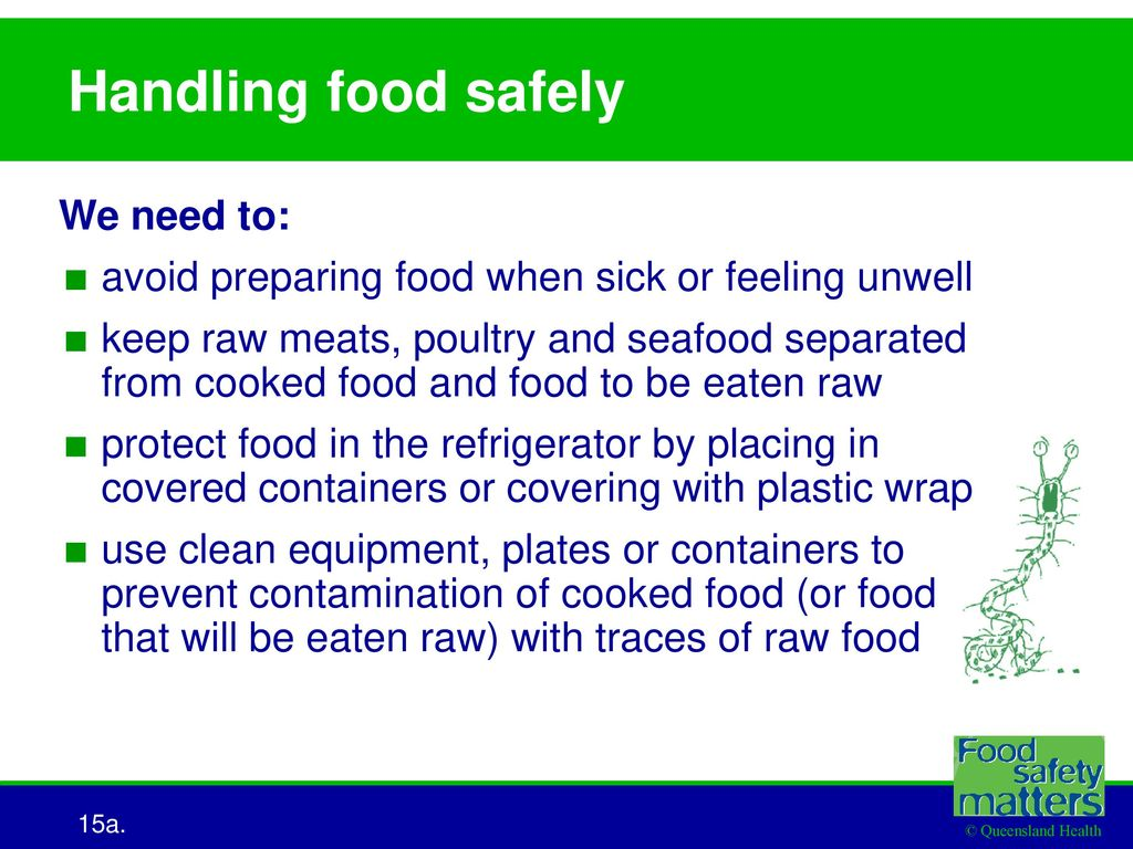 Food safety matters Information for presenters - ppt download