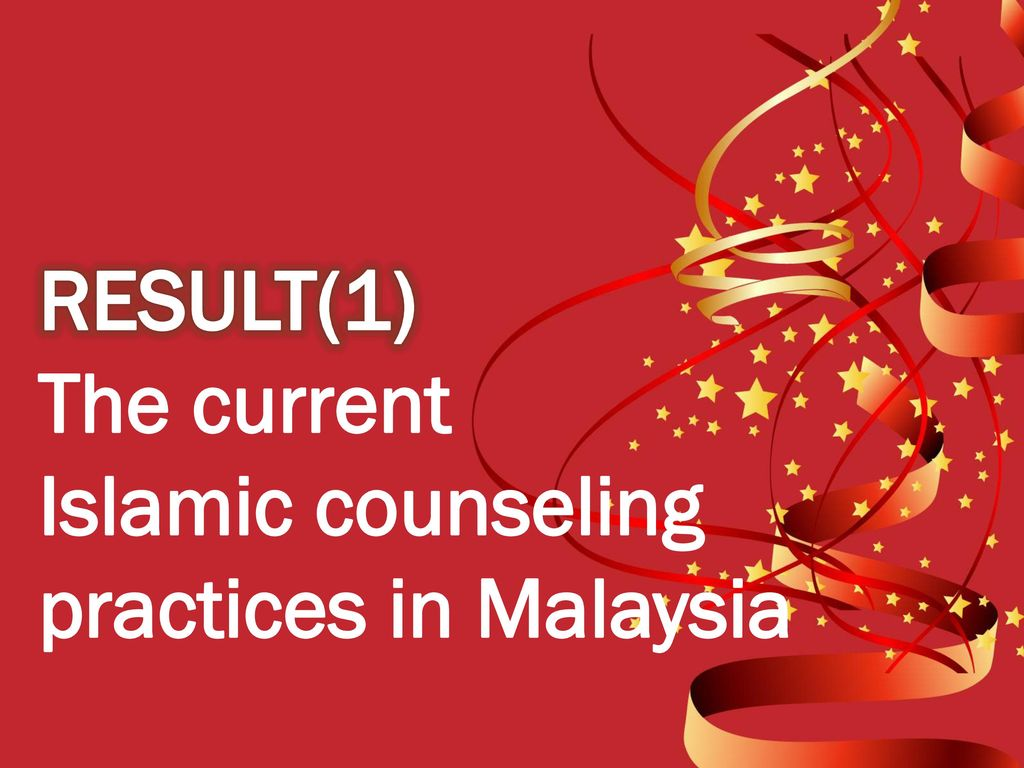 The Recognition Of Islamic Counseling Ppt Video Online Download
