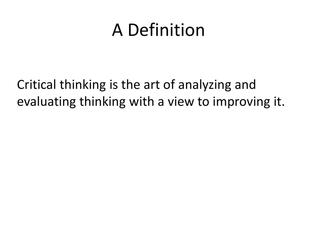 understanding and evaluating the arts essay 1 evaluating educational research 1 serious doubt has been expressed as to whether the majority of published educational research articles merit publication on the.