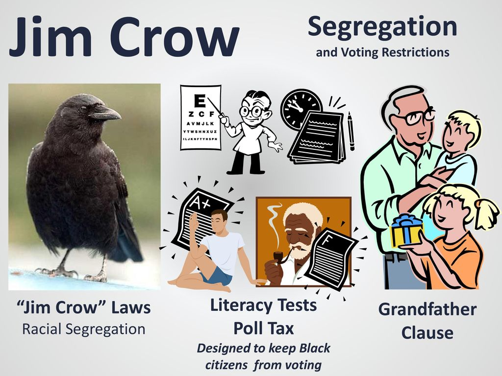 Literacy Tests During Reconstruction Definition Voting Rights And