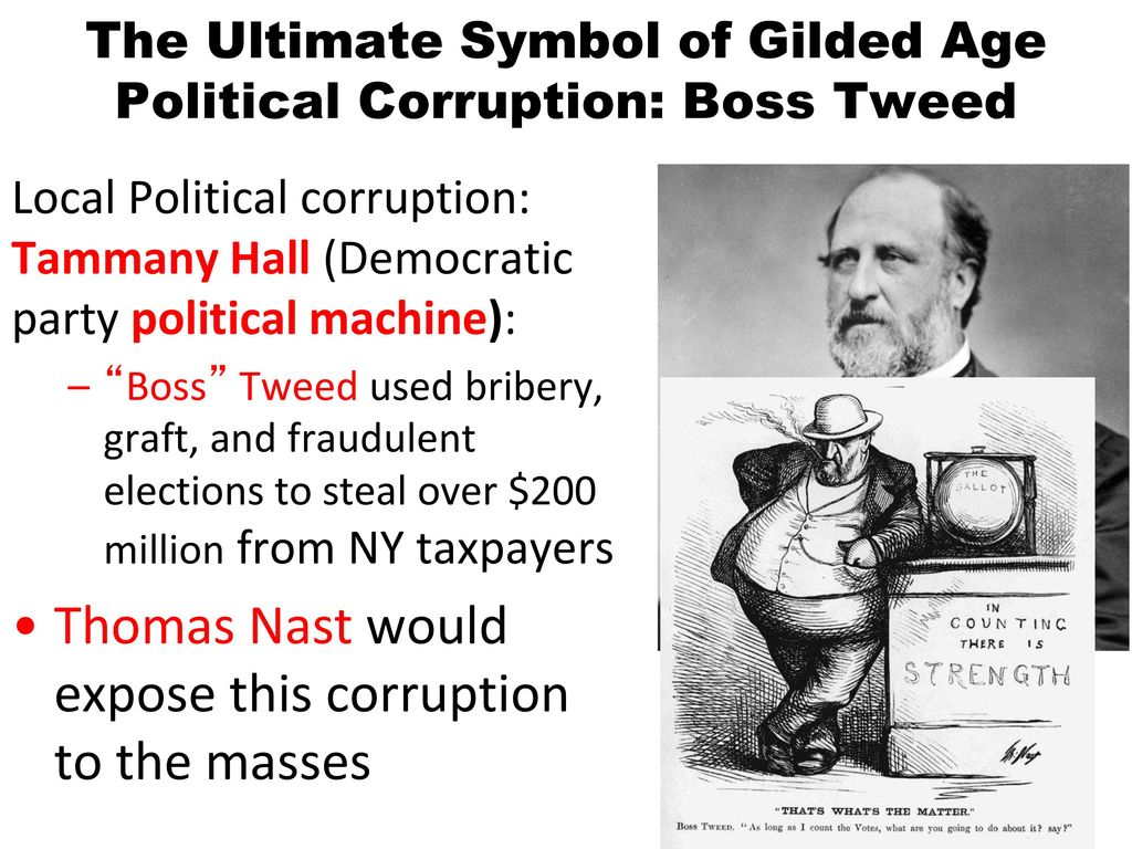 Apush Reviewed Gilded Age Politics S Ppt Download
