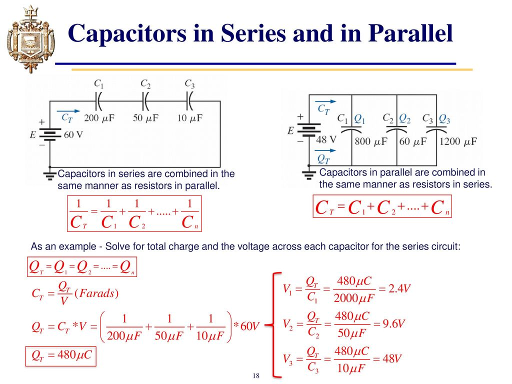 Lesson 11 Capacitors Chapter 10 And Inductors Ppt Capacitor Charge Circuit 18