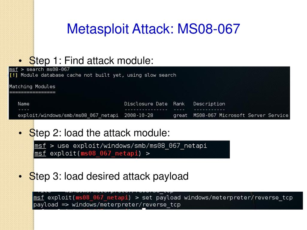 Penetration Testing Exploiting 2: Compromising Target by