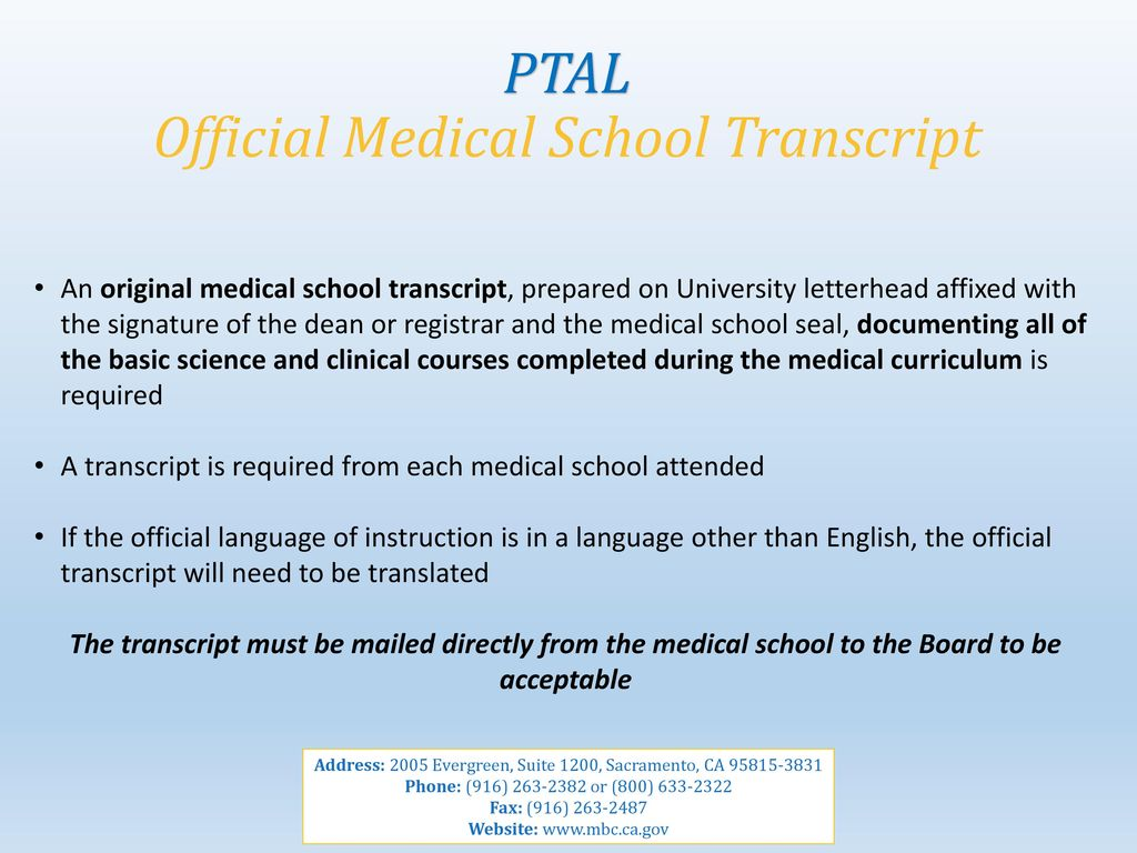 Postgraduate Training Authorization Letter Ptal Ppt Download