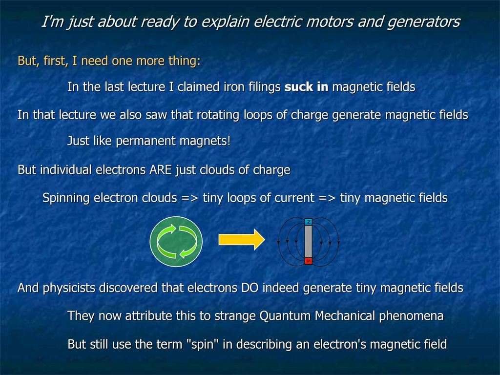 Motor Generators And Transformers Ppt Download Faraday The Invention Of Electric Generator I M Just About Ready To Explain Motors