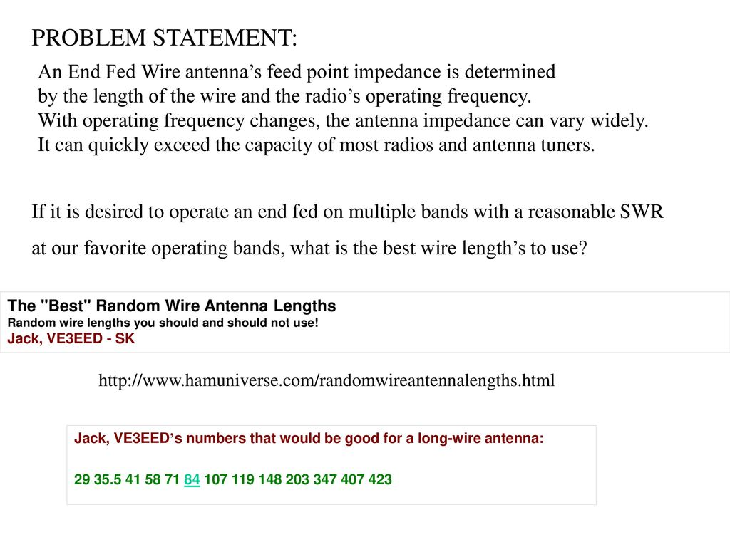 Interesting and Possibly Useful HAM Antenna Info from the