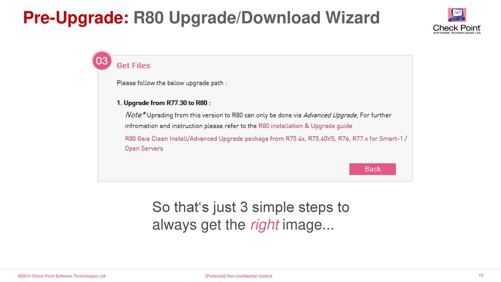 R80 Security management Upgrade from R > R80 Things you should know
