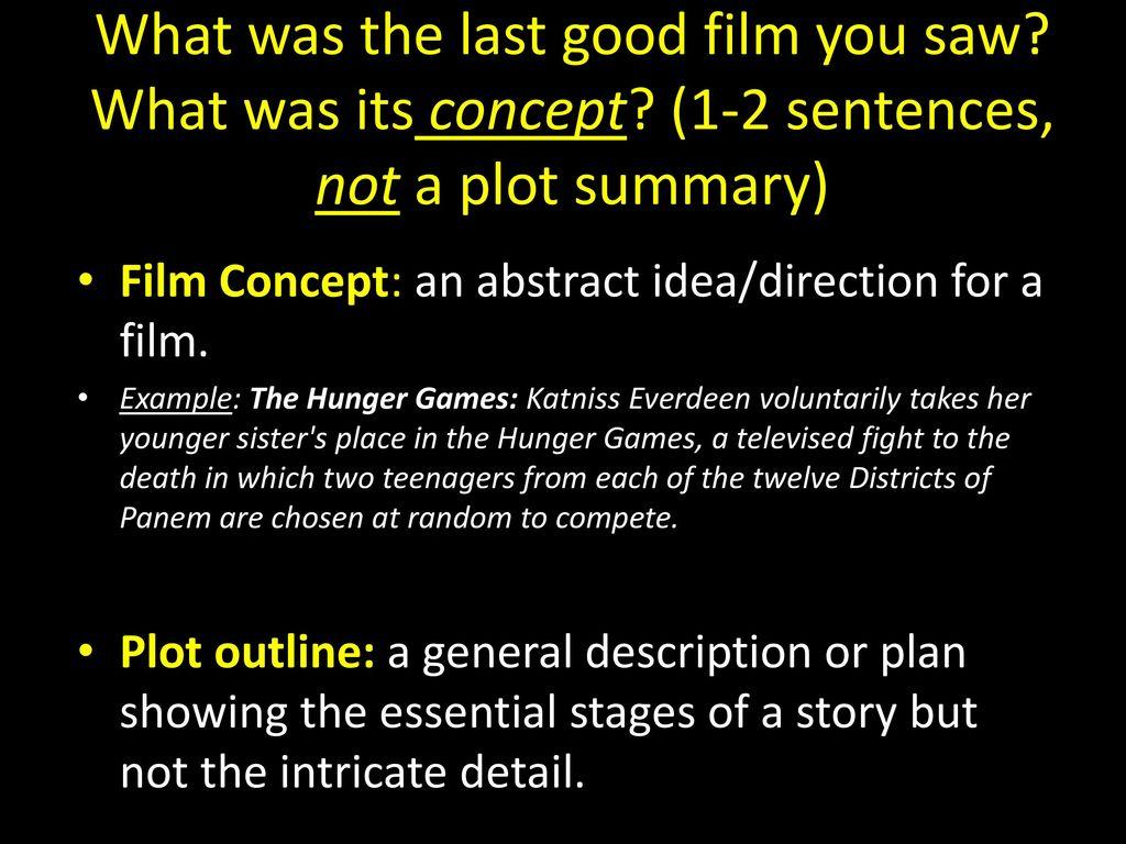 the hunger games movie plot summary
