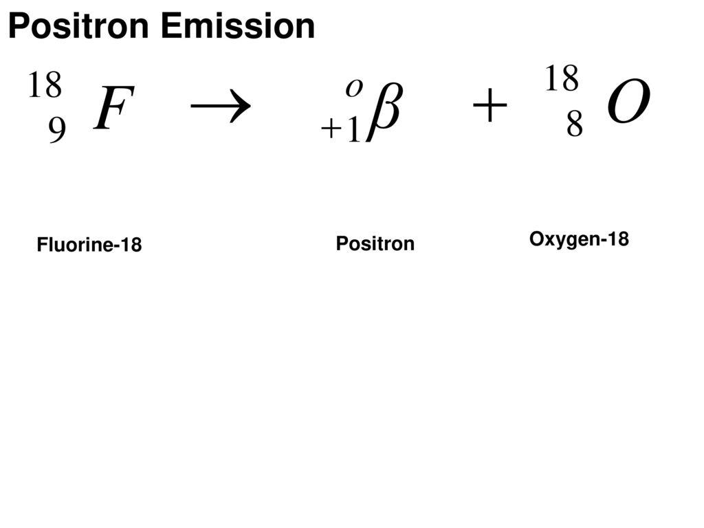%C2%AE+++O+F+%CE%B2+o+Positron+Emission+