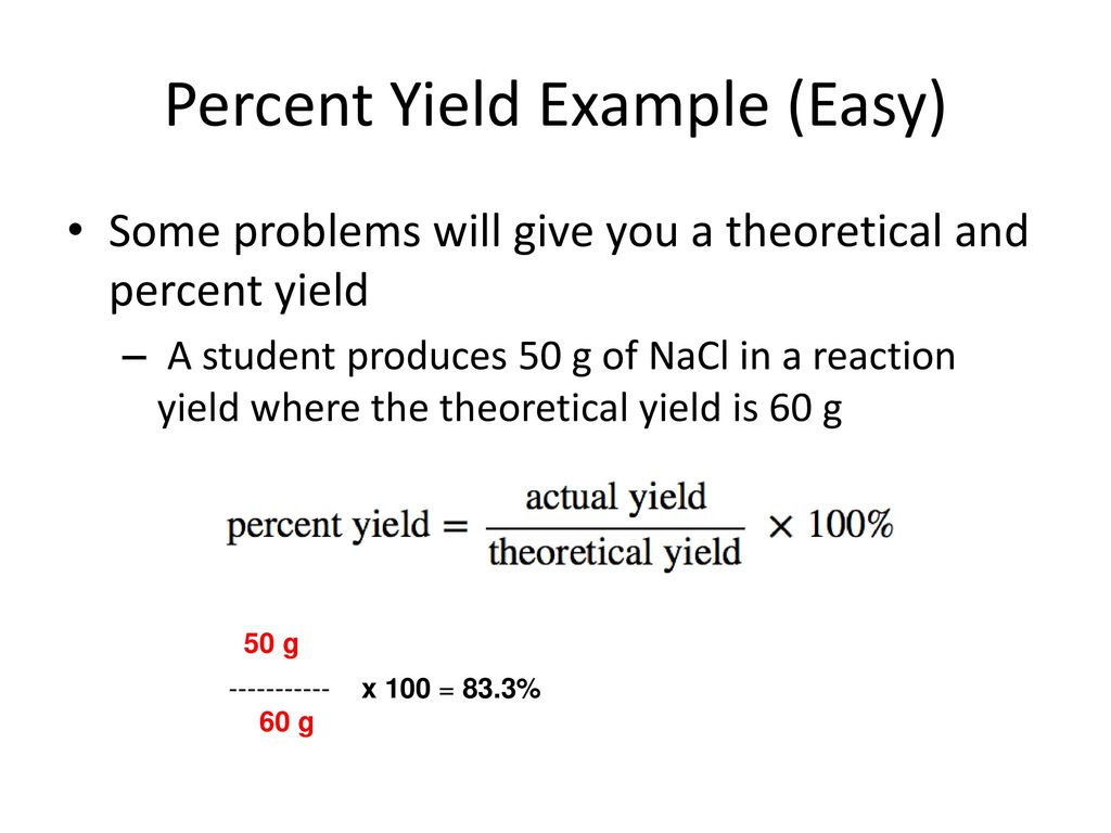 Stoichiometry Chapter 12 Ppt Download