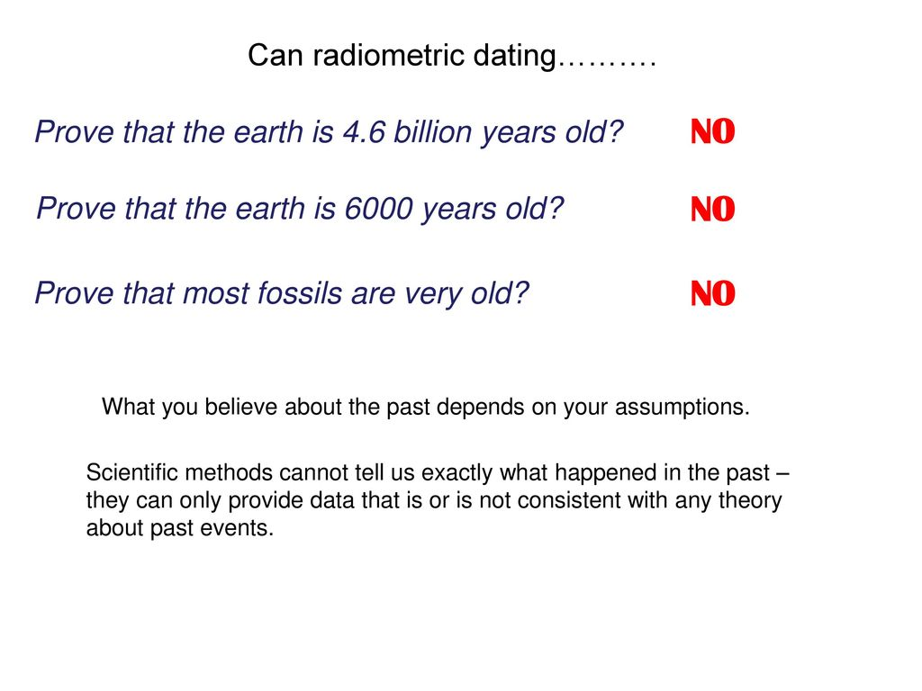 radiocarbon dating is not useful for most fossils because