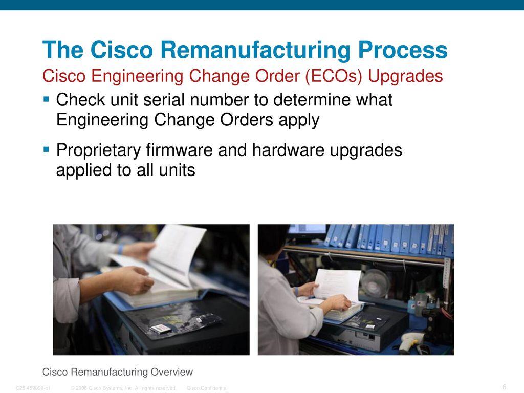 Cisco Check Serial No