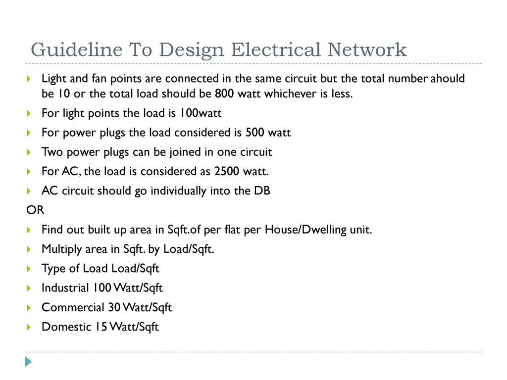 Electrical Distribution System In Office Building Ppt Video Online Typical Installation Detail Of Floor Wall Mounted Smdb Guideline To Design Network