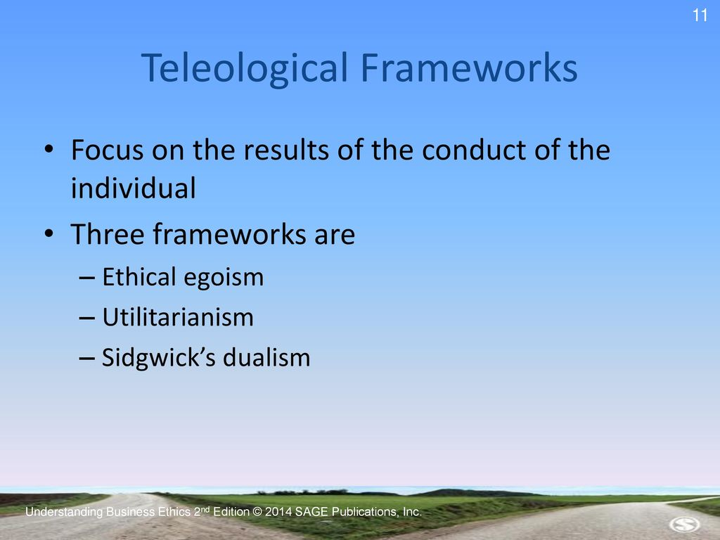 advantages of ethical egoism in business