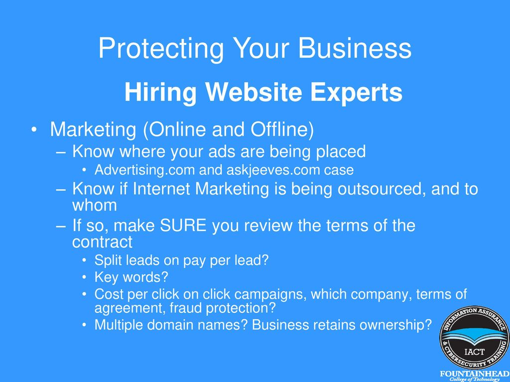 Internet Marketing Ethics Ppt Download